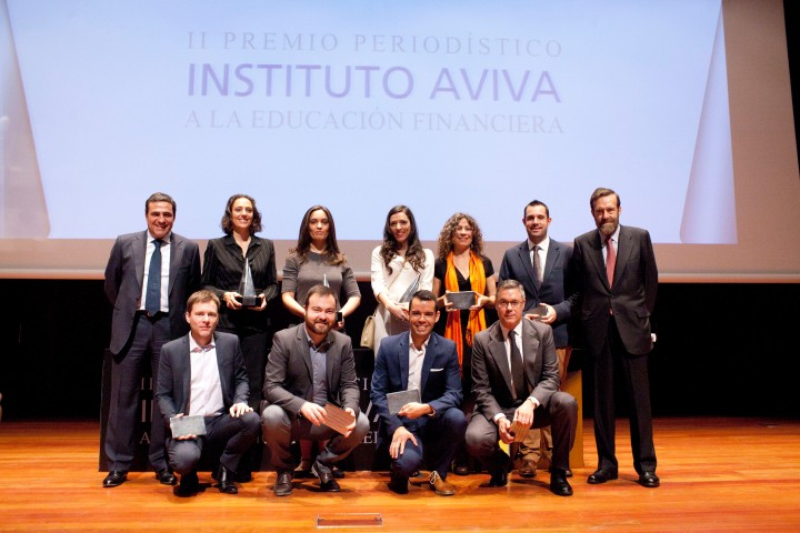 Foto Grupo_II Premio Periodistico Instituto Aviva